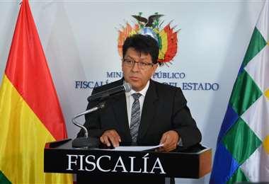 El director del IDIF I Ministerio Público.