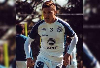El último club de Chumacero fue Puebla FC. Foto: Alejandro Chumacero