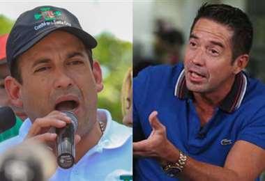 Intenso debate entre candidatos a gobernador