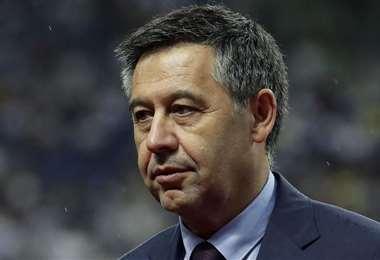 Josep Maria Bartomeu, ex presidente del Barcelona. Foto: Diario Sport