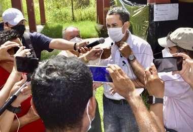 Cristhian Cámara será el próximo Alcalde de Trinidad (Foto: RRSS)