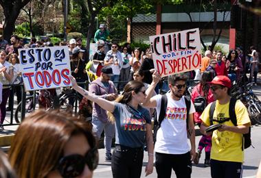 Chile avanza a una histórica elección