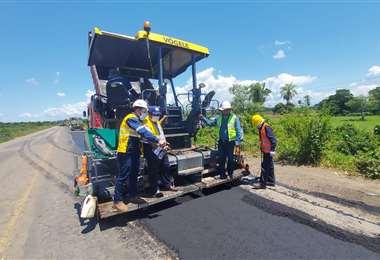 Autoridades de la ABC hacen foco en la calidad de las obras de conservación vial