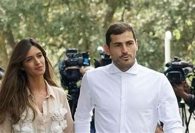 Sara Carbonero e Iker Casillas estarían pasando por una crisis sentimental
