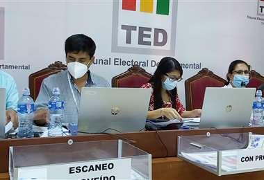 Tribunal Electoral Departamental de Tarija