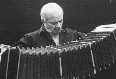 Hace un siglo nacía en Mar del Plata el músico Astor Piazzola