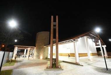 Nuevos salones velatorios municipales en El Bajío. Foto: GAMSC