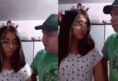 El video generó distintas reacciones en las redes