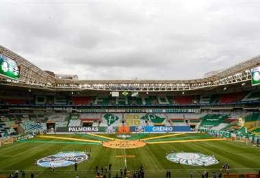 El fútbol en el estado brasileño ha sido suspendido