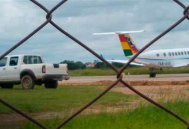 El aeropuerto de Trinidad I Bolivia Tv.