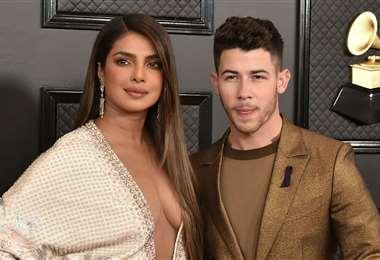 Los esposos Chopra y Jonas darán a conocer los nombres de los nominados