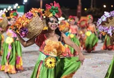 30 grupos representarán los bailes tradicionales del Oriente y otras zonas del país
