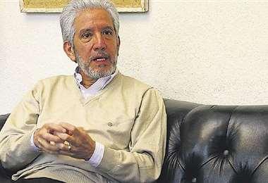 Fue presidente de la Fundación Cultural del BCB