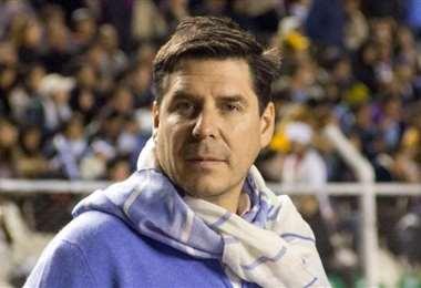 Marcelo Claure se encuentra molesto con su equipo. Foto: Internet