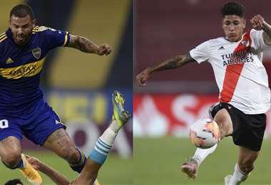 Boca y River se enfrentarán este domingo en La Bombonera. Foto: internet