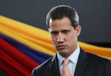 El Gobierno de Guaidó se manifestó sobre la aprehensión