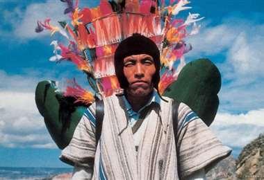 La nación clandestina se estrenó en 1989