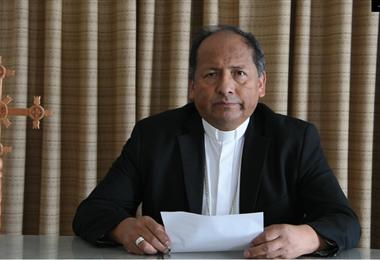 Monseñor Ricardo Centellas