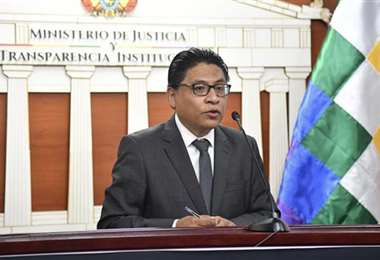 Lima fue magistrado del Tribunal Supremo de Justicia en la gestión de Evo Morales