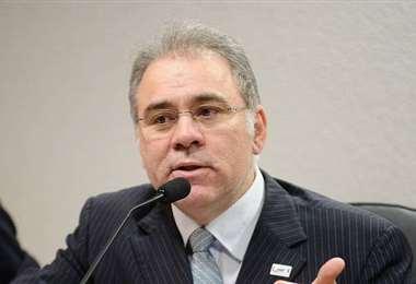 El cardiólogo Marcelo Queiroga