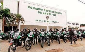La policia dispone estado de emergencia para garantizar la seguridad de las instituciones