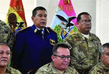 El Alto Mando que sugirió la renuncia de Evo Morales
