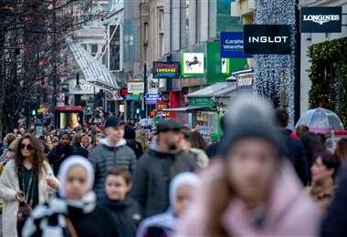 Reino Unido recuperará su nivel económico. Foto AFP
