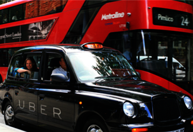 Uber es legal en el Reino Unido
