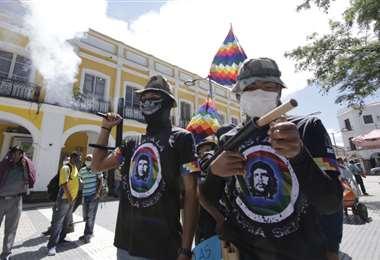 Grupos afines al MAS en Cochabamba I APG Noticias.