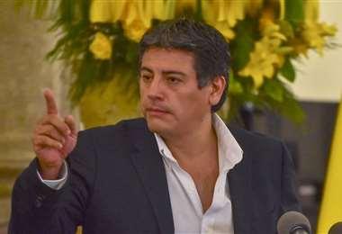 Justiniano fue entrevistado en el programa Influyentes de EL DEBER Radio