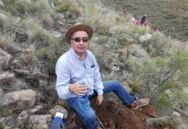 Pesar en Tarija por la muerte de Ardaya