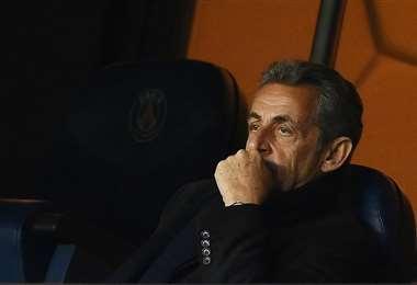 Aplazan juicio contra Sarkozy. Foto AFP