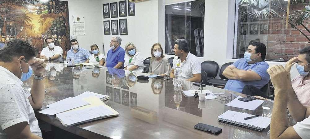 DEFORESTACIÓN BAJO PARAGUÁ - TRÁFICO DE TIERRAS