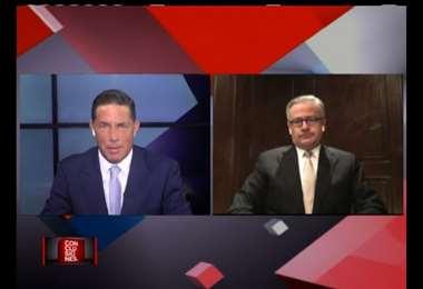 Manuel GOnzález partició en el programa Conclusiones de CNN