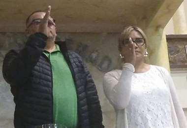 Patricia Flores fue posesionada en Febrero tras la renuncia de David Rivero, en San José.