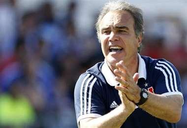 Martín Lasarte, nuevo entrenador de la Roja. Foto: internet