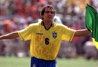 Branco fue un destacado jugador de la selección brasileña. Foto: Internet