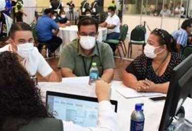 C-A cuestiona las irregularidades cometidas durante el cómputo electoral. Foto: Internet