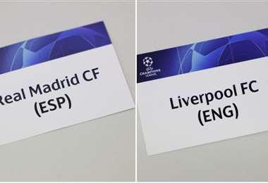 Real Madrid se medirá a Liverpool. Foto: @realmadrid