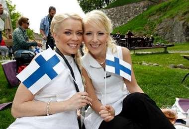 Finlandia es el país más feliz del mundo