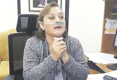 Ximena Mendizábal