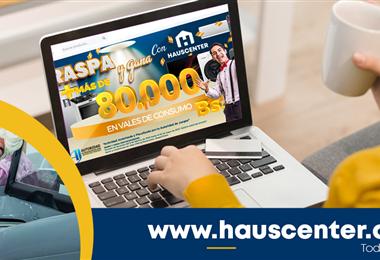 Nueva tienda virtual de Hauscenter