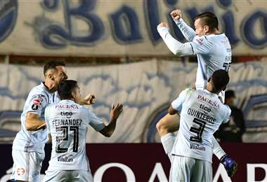 Seis jugadores de Bolívar fueron convocados a la selección. Foto: AFP