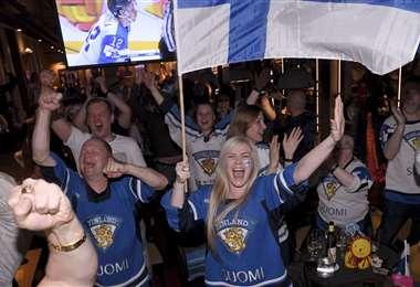 Por cuarto año consecutivo Finlandia es elegido el país más feliz