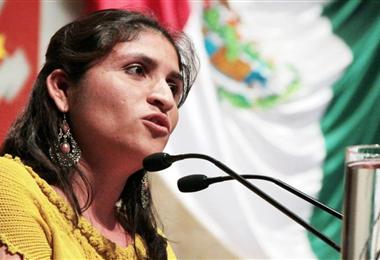 Ivonne Gallegos era candidata por el PAN en Oaxaca