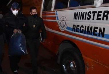 Suárez comandó los operativos en Senkata (Foto: APG Noticias)