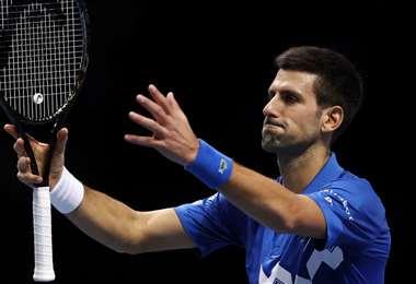 Djokovic ganó en febrero el primer Grand Slam del año en Australia. Foto: Internet