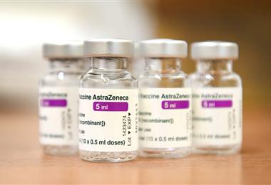 Las vacunas serán distribuidas en otros países de África