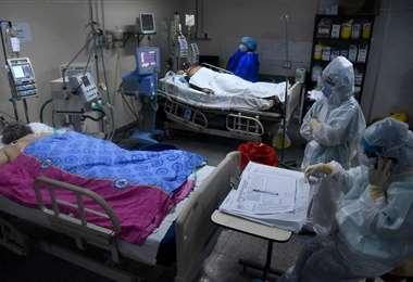 Sistema de salud de Paraguay al límite