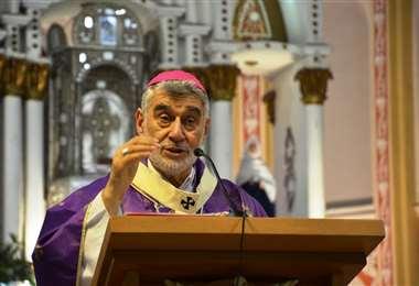 Arzobispo Sergio Gualberti